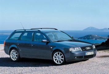 """""""Audi A6"""" (wagon): Spécifications techniques et vue d'ensemble"""