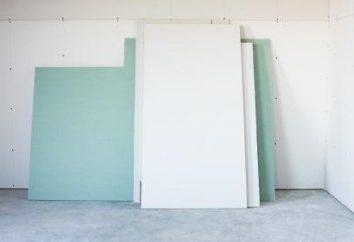 uma habilidade aprendida: como embainhar as paredes de gesso cartonado