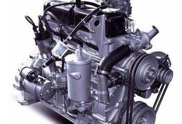 Silnik ZMZ-410: Dane techniczne, opis i opinie