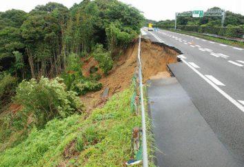 fattori primari e secondari che interessano terremoto