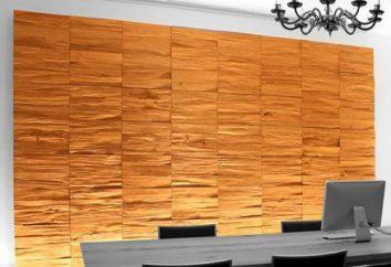 Painéis para paredes sob uma árvore – uma explosão revolucionária na decoração dos quartos