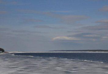 Cheboksary Reservoir: descrizione, pesca, foto