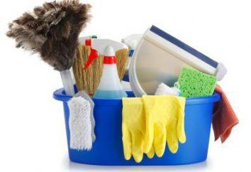 Generalne sprzątanie jako jeden z kierunków firma sprzątająca