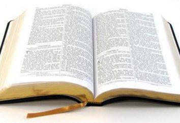 idiomes bibliques, leurs significations et origines