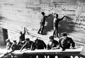 """Kapitan Titarenko: """"Ruiny Reichstagu zadowolony"""" ( """"idź do walki niektórych"""" starych"""", 1973)"""