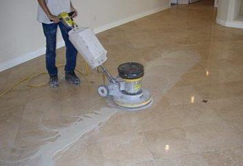 Comment est-polissage de marbre