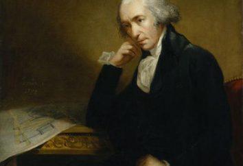 James Watt est l'inventeur d'une machine à vapeur