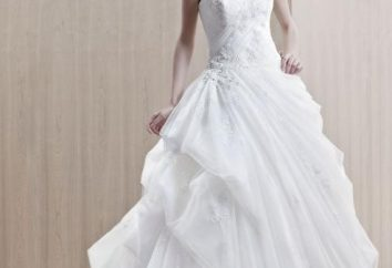 Qu'est-ce que le livre de rêve: se voir dans une robe de mariée.