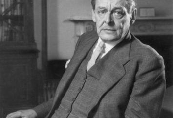 Poeta Tomas Eliot: Biografia, kreatywność