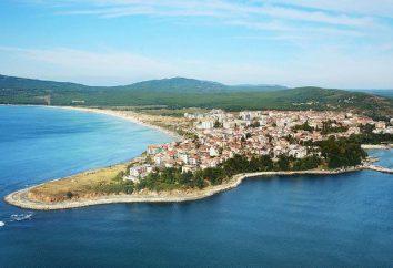 Bulgaria, Primorsko: resto, tempo, foto, parco acquatico, recensioni sulla mappa e sulla località