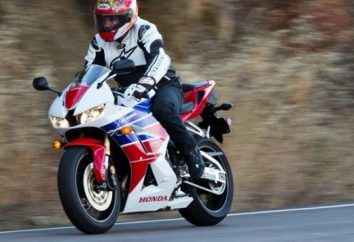 Motocicleta Honda CBR600RR – à beira da loucura