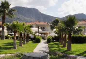 El One Hotel Ex. Alinn Club 4 * (Turquía) – fotos y comentarios