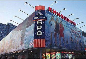 Popularny teatr w Moskwie w centrum miasta