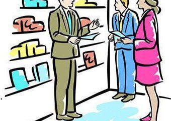 Umowa najmu na sprzedaży towarów: próbka forma, przykładem wypełniania