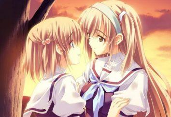 Qu'est-ce qu'un shôjo-ai? série Anime
