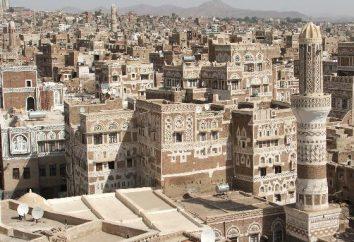 La capitale du Yémen, Sanaa: l'histoire et les attractions de la ville