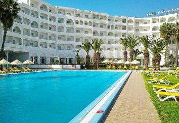 Hotel Eden Village Yadis Hammamet 4 * (Hammamet, Túnez): fotos y opiniones