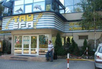 """Tau SpA"" (Almaty): sotto,"