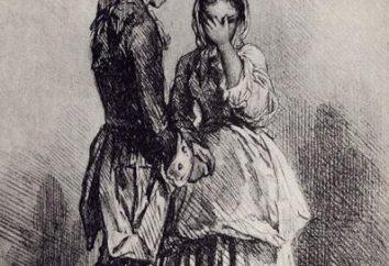A. S. Pouchkine « la fille du capitaine ». Formation de la personne Petra Grineva
