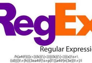 Javascript regularne przykłady ekspresyjne, sprawdź wyrażeń regularnych