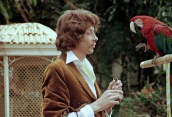 """""""Aventura de príncipe Florizel"""". Los actores que mostraban aventura británica"""