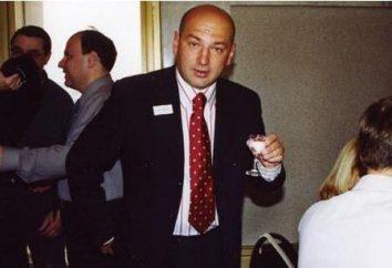 Empresário Sergei Vasiliev: biografia e foto