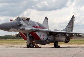 MiG-35. caccia militare. Caratteristiche mig 35