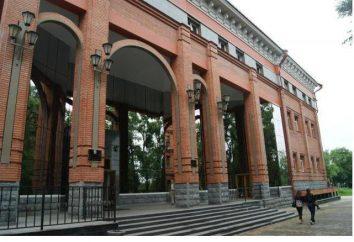 Musée national d'histoire de Khabarovsk: l'histoire, des expositions et des expositions. Khabarovsk Musée régional nommé d'après N. I. Grodekova
