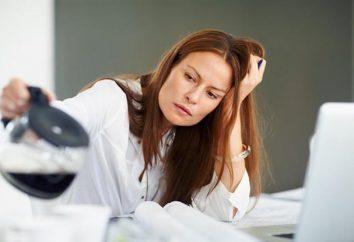 Zmęczenie: Przyczyny i leczenie. Stała zmęczenie, senność