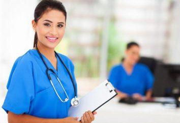 Opisy stanowisk pracy pielęgniarek w różnych dziedzinach
