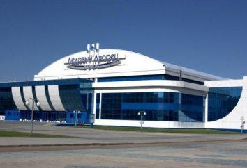 Ice Palace: Yoshkar-Ola – cidade esportes!