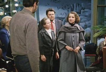 "O filme ""Garage"": atores e seu papel na história da Ryazanovskaya"