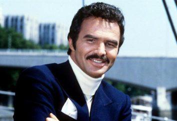 Burt Reynolds: biografía del actor, hechos interesantes y creativas