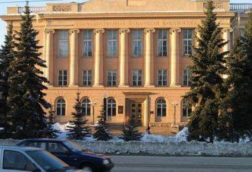 Kultura Ural, Czelabińsk. Biblioteka – baza wiedzy publicznej