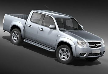 pick-up Mazda BT 50 Expressif