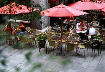 Outdoor-Café – die beste Geschäftsidee im Jahr 2013!