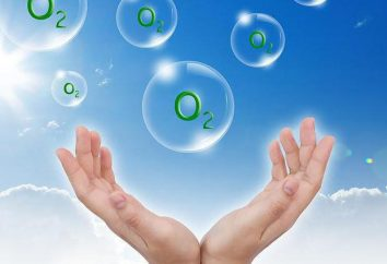 tlenu kapsułki: łatwe oddychanie i zdrowe