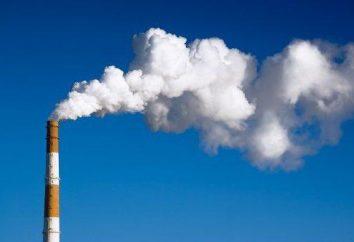 Die wichtigsten chemischen Eigenschaften von Kohlendioxid