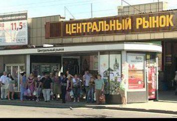Central Market w Kaliningradzie
