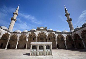 Solimano – moschea di Istanbul: Storia, Foto