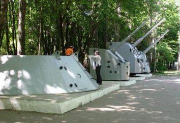 Memorial 411 baterias, Odessa: fotos, endereço, direções