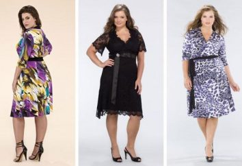 sukienki letnie dla otyłych: nauczyć się wybierać prawo