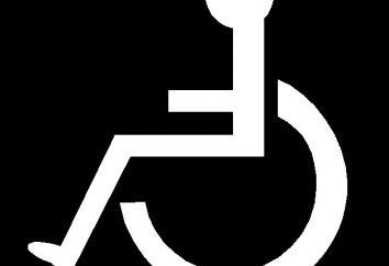 Rampe d'accès pour les personnes handicapées: la taille selon GOST
