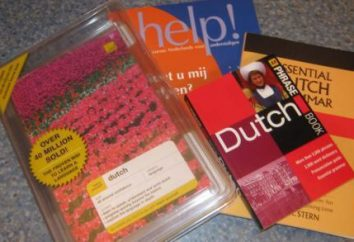 Welche Sprache wird in den Niederlanden gesprochen? Nationale niederländische Sprache