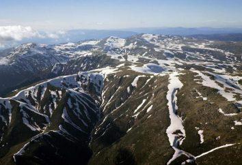 Monte Kosciuszko – uno de los picos más altos del mundo