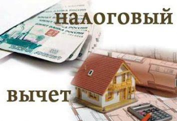 Comment revenir 13 pour cent de l'achat d'un appartement? La déduction fiscale pour l'achat d'appartements