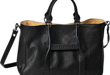 sacs Longchamp – la personnification de confort et de commodité,