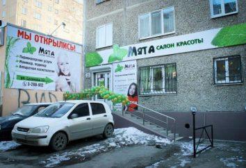 Cabeleireiros Yekaterinburg: comentários, endereços