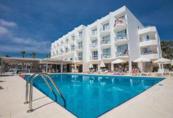 Smartline Napa Tsokkos Hôtel 3 * (Chypre): les chambres et les commentaires