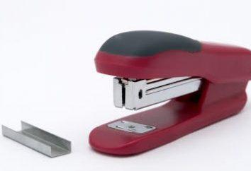 A été inventé agrafeuse de bureau?